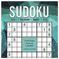 Sudoku - 2019 デイリーデスクカレンダー