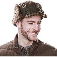 (シッギ)Siggi おしゃれ 防寒帽子 飛行帽 メンズ 冬 耳あて付 スキー アウトドア 57-60CM