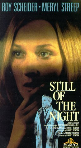 Still of the Night [VHS]