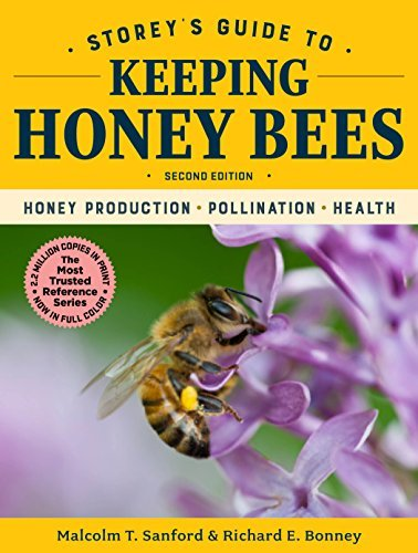 Storey's Guide to Keeping Honey Bees, 2nd Edition: Honey Production, Pollination, Health (Storey's Guide to Raising) (English Edition)