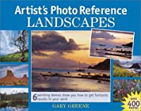 Artist's Photo Reference: Landscapes (Artist's Photo Reference S.)