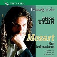 Mozart:Music for Oboe & String