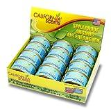 【California Scents】カリフォルニアセンツ・スピルプルーフオーガニック / ラグーナ ブリーズ ×12個セット
