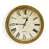 【BAZInGA】 シンプル 壁掛け 時計 コレクション 隠す SAFE CLOCK 小物入れ 収納 へそくり 隠し 金庫 (598, 1)
