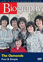 Biography: The Osmonds [DVD] [Import]