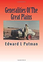 Generalities of the Great Plains
