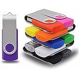 Bulk/Lot 5pcs 128MB-64GB U Disk USB Memory Stick Flash Drive Store Thumb Promotional Gift (5X 128MB)