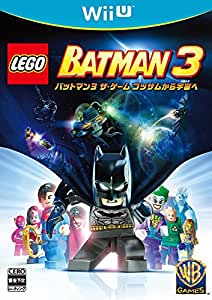 LEGO (R) バットマン3 ザ・ゲーム ゴッサムから宇宙へ - Wii U