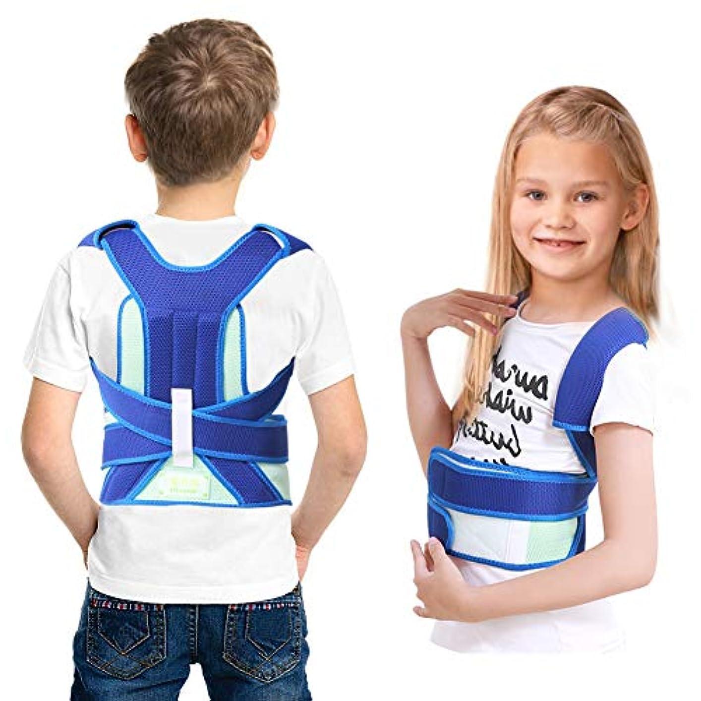 正しい姿勢の正しいベルトは、調整可能に快適で効果的です。