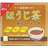 山本山 焙じ茶ティーバック 40P