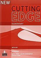NEW CUTTING EDGE ELEMENTARY: WORKBOOK+ANSWER KEY