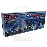 D.I.D(大同工業)バイク用チェーン カシメジョイント付属 525ZVM-X-112ZB STEEL(スチール) X-リング 二輪 オートバイ用