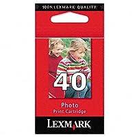 Genuine Lexmark Lexmark No. 40 Photo Ink Cartridge Per Unit [並行輸入品]