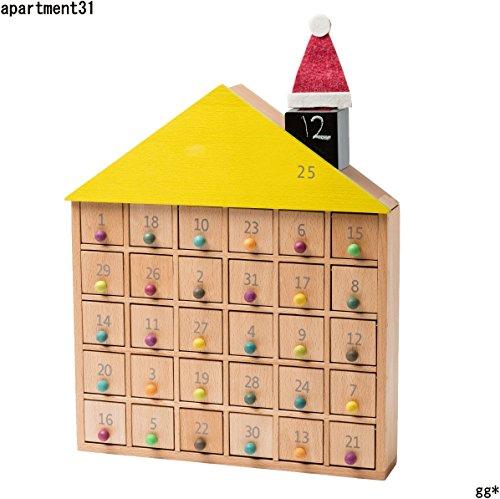 (apartment31)gg* 木の玩具 アパートメント31