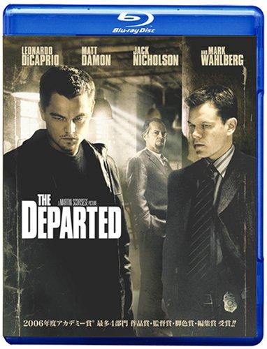 ディパーテッド [Blu-ray]の詳細を見る