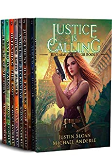 The Reclaiming Honor Omnibus (Books 1-8): A Kurtherian Gambit Series by [Sloan, Justin, Anderle, Michael]