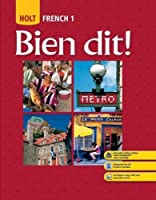 Bien dit!: Student Edition Level 1 2008【洋書】 [並行輸入品]