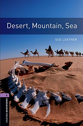 Desert, Mountain, Sea (Oxford Bookworms Library-Stage 4)の詳細を見る