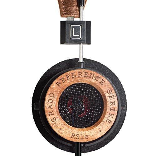 【国内正規品】GRADO RS1e オープン型オーバーヘッドヘッドフォン アメリカ製 新シリーズ 000912