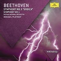 Symphonies Nos. 1 & 3-Eroica