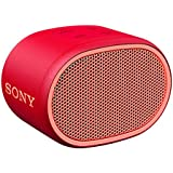 Sony SRSXB01R Wireless Audio Speakers, Red, (SRSXB01R)