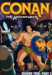 Conan the Adventurer: Season Two Part 2 [DVD] [Import]
