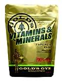 ゴールドジム マルチビタミン&ミネラル90粒