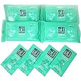 (ピーエイチケア)pHcare フェミニンウェットシート クールウィンド 4袋 携帯パウチ 4袋 セット
