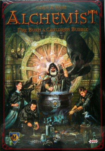 アルケミスト (Alchemist) ボードゲーム