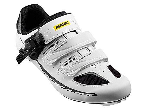 MAVIC(マヴィック) FOOTWEAR キシリウム エリート2【ホワイト/ブラック 26.5cm】ロードシューズ