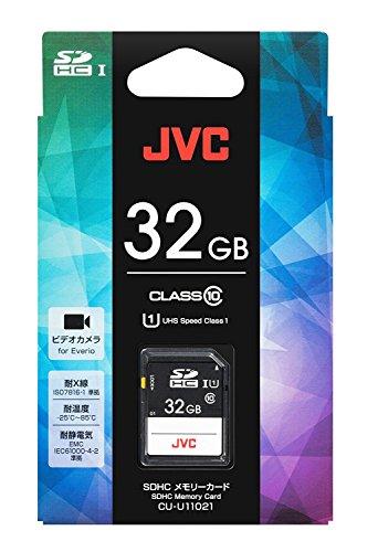 JVCKENWOOD JVC SDHCカード 32GB CL...