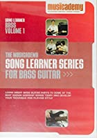 The Musicademy Song Learner Series for Bass Guitar Vol 1 [並行輸入品]