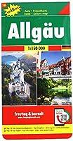 Allgaeu, Autokarte 1:150.000, Top 10 Tips, Blatt 16