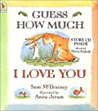 Guess How Much I Love You (Book & CD)