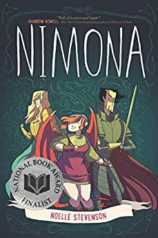 [Stevenson, Noelle]のNimona (English Edition)
