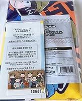 えいがのおそ松さん DIY松 オリジナルサークルタオル 限定nanacoカード付き