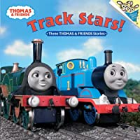 Thomas and Friends: Track Stars! (Thomas & Friends) (Book and CD)