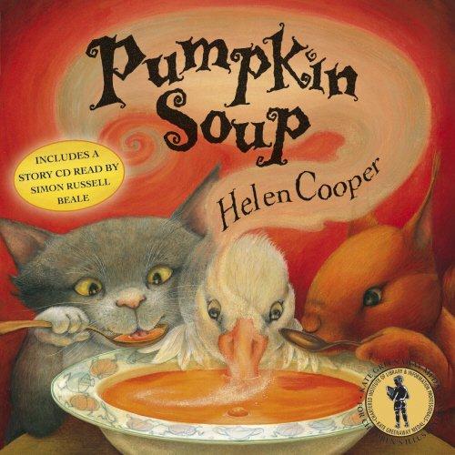 Pumpkin Soup (Book & CD)の詳細を見る