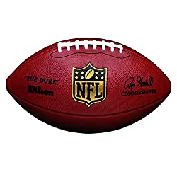 Wilson ウイルソン NFL公式ボール デューク Official NFL Game