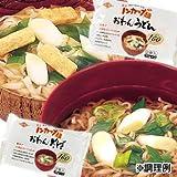 ミニノンカップ麺おわん麺セット