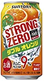 サントリー-196℃ ストロングゼロ ダブルオレンジ [ チューハイ 350ml×24本 ]