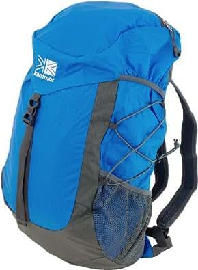 [カリマー] karrimor マース パッカブル デイパック 25L ブルー mars day pack 折り畳み リュック