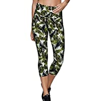 Lorna Jane Women's Vintage Palm Support 7/8 Tight