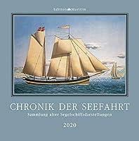 Chronik der Seefahrt 2020: Sammlung alter Segelschiffdarstellungen