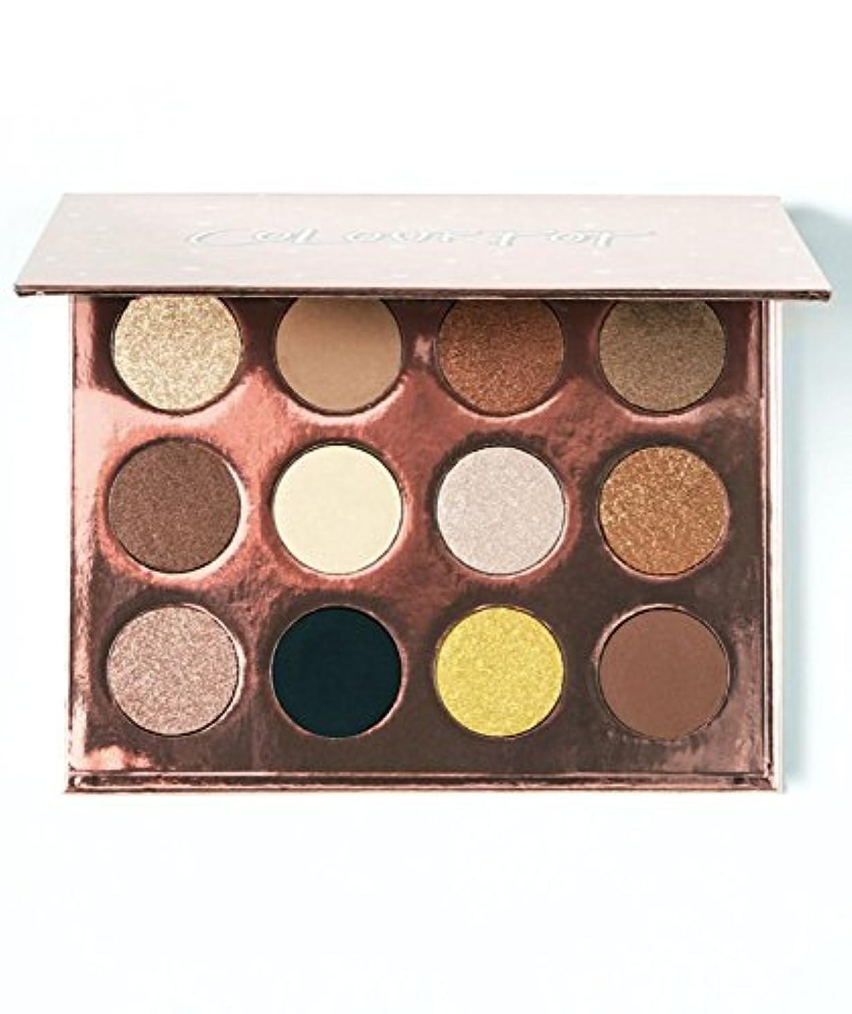 理論的追跡信号カラーポップ Colourpop I Think I Love You Pressed Powder Shadow Palette