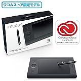 ワコム ペンタブレット intuos Pro small PTH-451/K2 ワコム直営店限定モデル