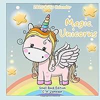 2020 Kid's Calendar: Magic Unicorns Small Book Edition