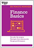 Finance Basics (HBR 20-Minute Manager Series) (English Edition)