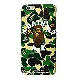 A BATHING APE iPhone6 iPhone6S アイフォン6S /6 対応ケース ア ベイシング エイプ ape101 [並行輸入品]