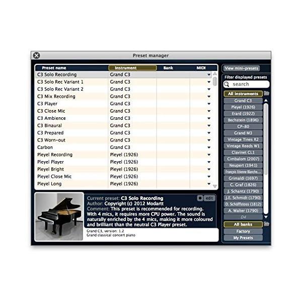 【正規輸入品】 Modartt Pianote...の紹介画像3